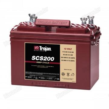 Аккумулятор лодочный тяговый Trojan SCS200 (115 Ah)